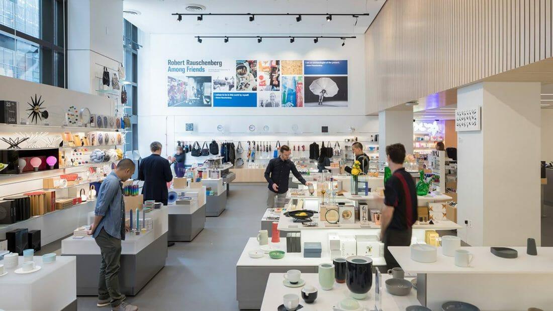 MoMA Design Store—